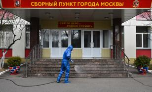 К призыву готовы: военные химики обработали все военкоматы Москвы