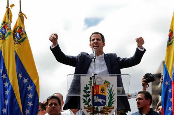 США выделили еще  млн для оппозиции Венесуэлы