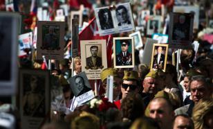 """Для участия в акции """"Бессмертный полк"""" зарегистрировались 2 млн россиян"""