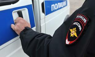 Полиция увезла Ефремова из дома на служебном авто