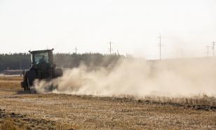 В Хакасии колесо от трактора придавило ребёнка насмерть