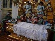 Вера прихожан спасла храм от взрыва
