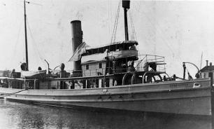В США нашли пропавший сто лет назад корабль