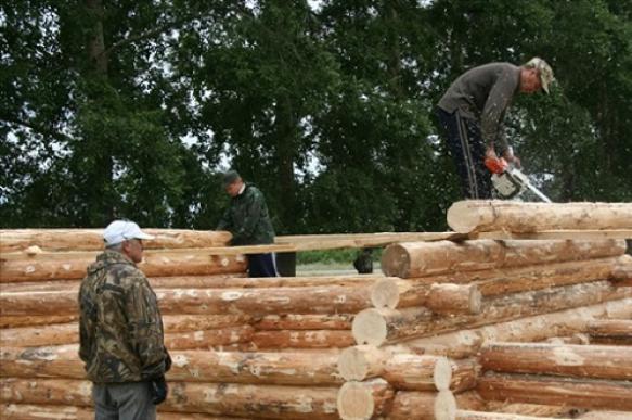 Объемы строительства деревянного жилья в селах вырастут в десятки раз — прогноз