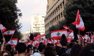 51 ливанский солдат пострадал в ходе беспорядков