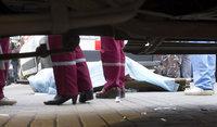 Иномарки столкнулись лоб в лоб в центре Москвы, четверо погибших.