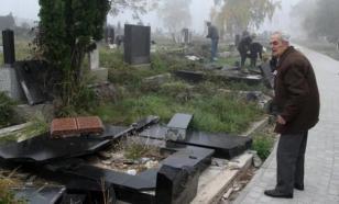 Косовских сербов не допускают к сербскому кладбищу