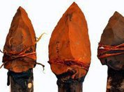 Найдено самое древнее метательное оружие