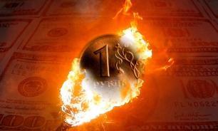 К концу года рубль может упасть до критической отметки в 100 рублей за доллар – точка зрения