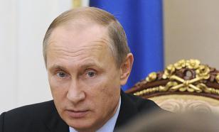 Владимир Путин выразил соболезнования в связи со смертью президента Узбекистана Ислама Каримова