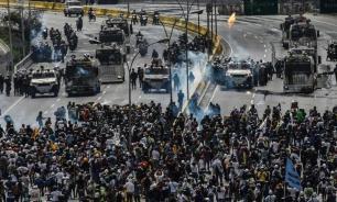 Венесуэла: реальная картина отличается от телевизионной