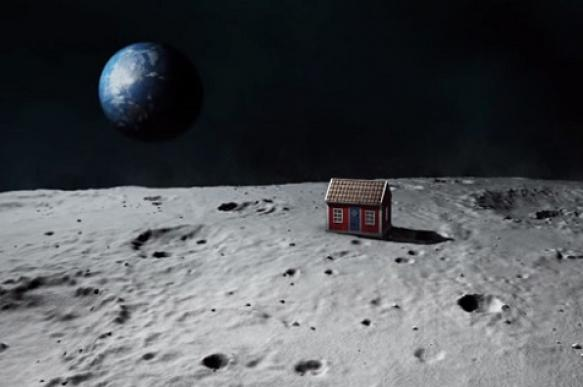Продажу участков на Луне через интернет назвали мошенничеством