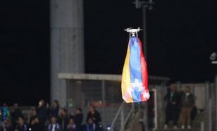 Азербайджан подал протест в УЕФА из-за флага Нагорного Карабаха