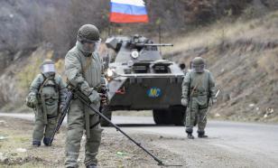 Минобороны опровергло заявления Пашиняна об окружении миротворцев