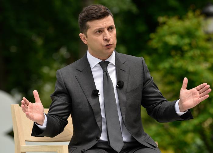Было бы круто: Зеленский придумал план касательно украинской ГТС