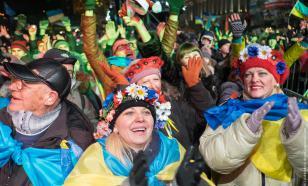Националисты Украины: хотим завоевания Россией