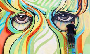 СМИ: Минстрой обяжет жильцов смывать граффити со стен домов