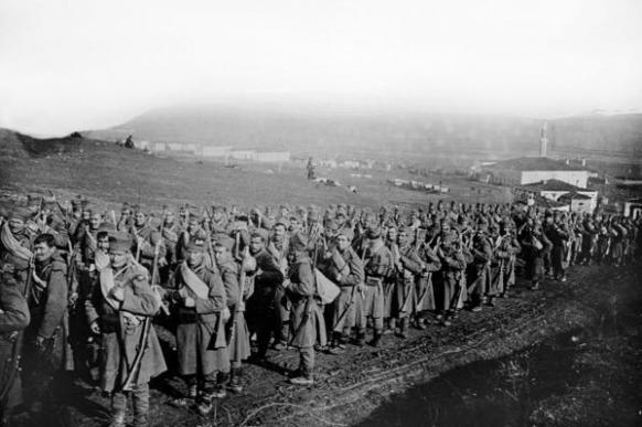 Факты о Балканских войнах начала XX века