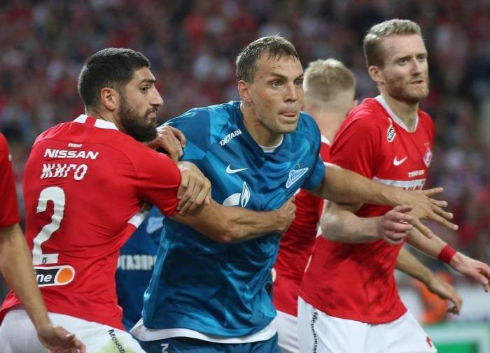 Россия стала девятой страной с тремя клубами в Лиге чемпионов