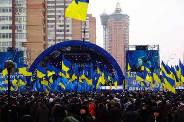 Украинские выборы: Зеленский уходит в отрыв, Тимошенко оттеснили на третье место