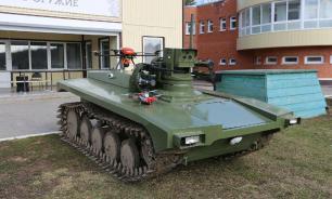 Боевые роботы придут в российскую армию в 2025 году