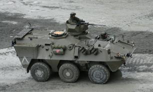 Бельгийские солдаты не помещаются в бронемашины после их модификации