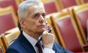"""Онищенко назвал """"железное правило"""" распространения вируса"""