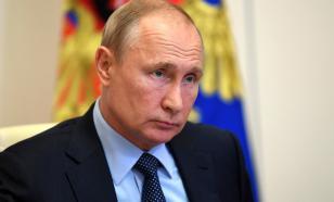 Владимир Путин сегодня готовит телеобращение к россиянам