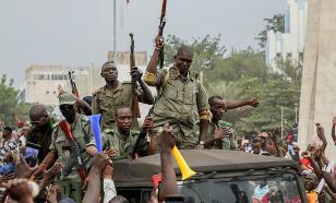 Мали осталась без президента