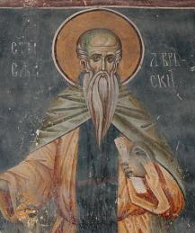 Савва Освященный: все ради Христа