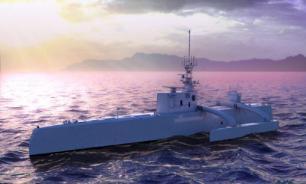 В США разработают полностью безэкипажный корабль с нуля