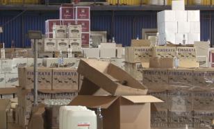 Подпольный завод по производству алкоголя закрыли в Перми