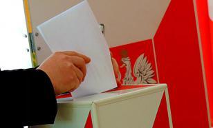 На президентских выборах в Польше отмечена явка 24%