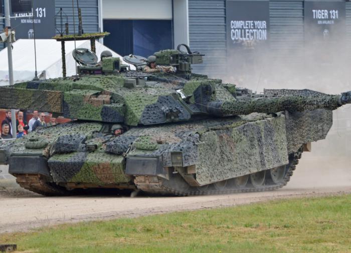 Британия может отказаться от танков: для России это не подойдет
