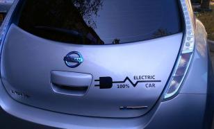 Парковки для электромобилей появились в Москве