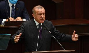 Турецкая власть оскорблена высказыванием Марио Драги об Эрдогане