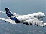 Гигантский лайнер сел в Сингапуре из-за отказа двигателя