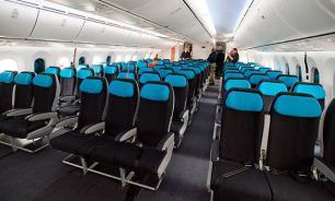 Экипаж московского рейса дважды успокаивал пьяных пассажиров