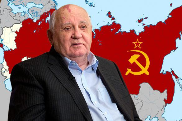 Михаил Горбачёв похвалил протестующих в Белоруссии