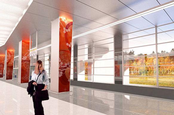 Юго-западный участок Большой кольцевой линии метро в Москве построят в 2020 году