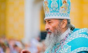 Глава УПЦ вернул Варфоломею приглашение на объединительный собор без ответа