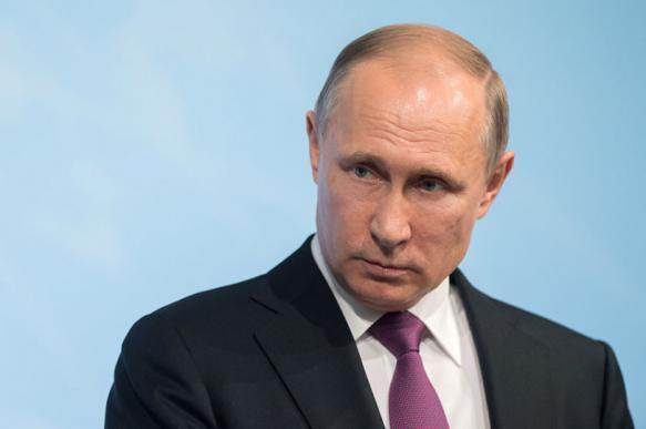 Путин допустил диалог с Зеленским