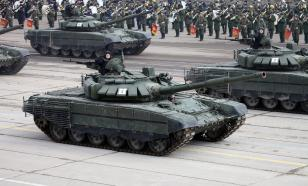 Россия поставит Сербии партию танков Т-72Б3