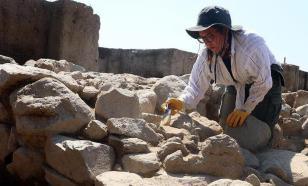 В Китае нашли гробницу возрастом две тысячи лет