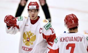 Стали известны соперники сборной России в четвертьфинале МЧМ