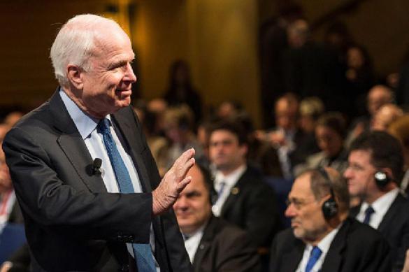 Умирающий Маккейн призвал к немедленной атаке России