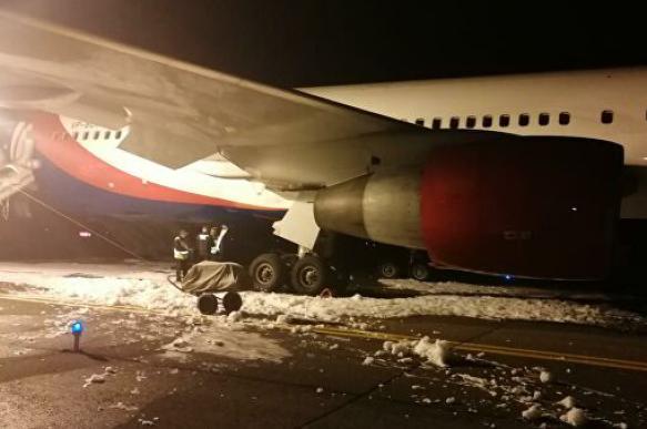 Число раненых при жесткой посадке Boeing в Барнауле выросло до 56