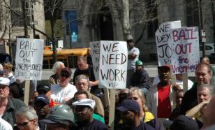 Американцам спрогнозировали тотальную безработицу