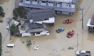 Число жертв ливневых дождей в Японии достигло 52 человек