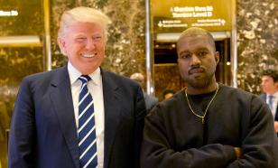 Трамп: Канье Уэст лучше Джо Байдена